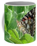 Frittary Among The Green Coffee Mug