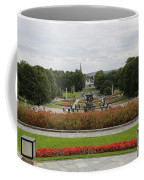 Frogner Park Coffee Mug