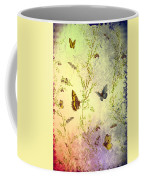 Frolicing Butterflies Coffee Mug