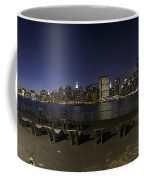 From Gantry At Night Coffee Mug