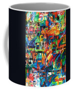from Sefer Yetzira the letter Lamed Coffee Mug