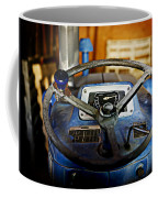 From Where I Sit Tractor Coffee Mug
