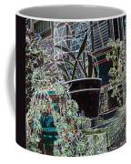 Front Porch Garden Coffee Mug