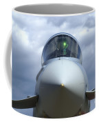 Front View Of A Eurofighter Typhoon Coffee Mug