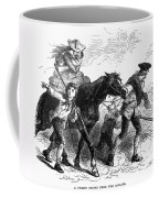 Frontier Family, 1755 Coffee Mug