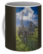 Frontier Farm In 1880 Town Coffee Mug