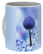 Frost Covered Mushroom, North Canol Coffee Mug