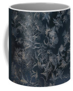 Frost Ferns Coffee Mug