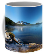 Frost On The Shore Coffee Mug
