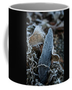 Frosted Feather Coffee Mug