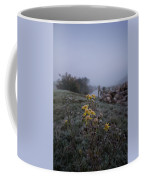 Frosted Flowers Coffee Mug