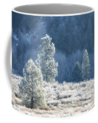 Frosted Morning Coffee Mug