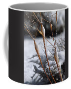 Frosted Trumpets Coffee Mug