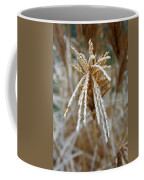 Frosty Fountain Grass Coffee Mug