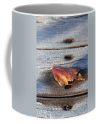 Frosty Coffee Mug by Lauri Novak
