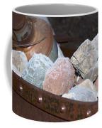 Frosty Rocks Coffee Mug