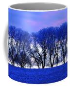 Frosty Trees Coffee Mug
