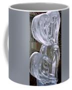 Frozen Hearts Melt With Love Coffee Mug