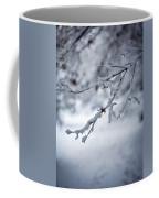 Frozen Path Coffee Mug