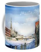 Frozen Shadows On The Grand Coffee Mug