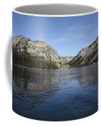 Frozen Tenaya Lake Coffee Mug