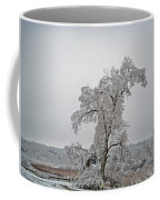 Frozen Tree Coffee Mug