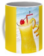 Frozen Tropical Orange Drink Coffee Mug by Elena Elisseeva