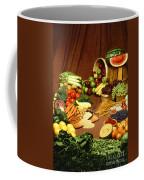 Fruit And Grain Food Group Coffee Mug