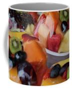 Fruit Cup Coffee Mug