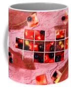 Fruit Square Ups Coffee Mug
