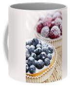 Fruit Tarts Coffee Mug