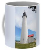 Ft Gratiot Lighthouse Coffee Mug