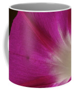Fuchsia Morning Glory Coffee Mug
