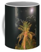 Full Moon In The Caribbean Coffee Mug