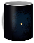 Full Moon On A Winter's Night Coffee Mug