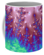 Full Moon Snow 5 Coffee Mug
