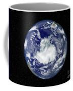 Fully Lit Full Disk Image Centered Coffee Mug by Stocktrek Images