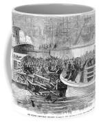 Fulton Ferry Boat, 1868 Coffee Mug