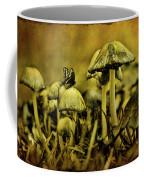 Fungus World Coffee Mug by Chris Lord