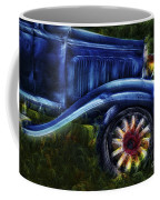 Funky Old Car Coffee Mug