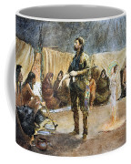 Fur Trader Coffee Mug