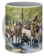 Fur Trapper Coffee Mug