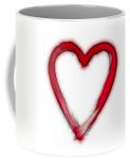 Furry Heart - Symbol Of Love Coffee Mug