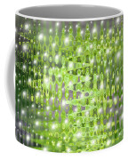 Future Forest Abstract Coffee Mug