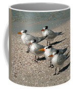 Gaggle Of Gulls Coffee Mug
