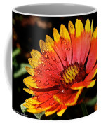 Gaillardia Flower Coffee Mug