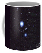 Galaxy Cluster Abell 1060, Infrared Coffee Mug