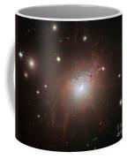 Galaxy Ngc 1275 Coffee Mug