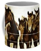 Galloping Brothers  Coffee Mug
