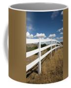 Galloping Fence Coffee Mug